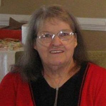 Judy Holland White