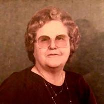 Vera Mae Hardy-Crooms