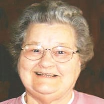 Mary Evelyn Crossen