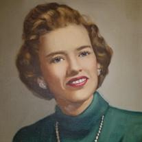 Virginia Ellen Hurlburt (Ginny)