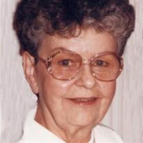 """Margaret """"Peggy"""" Behrendt"""
