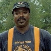 """Carl  Bruce """"Sonny"""" Carter"""