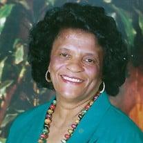 Ms. Laura Louise Harris Jackson