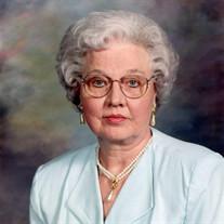 Mrs. Edna Mae Lingerfelt