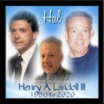 Henry A. Landoll III