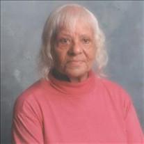 Imogene Maxine Owens