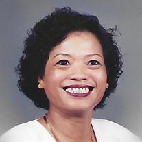Mrs. Rosario Jimenez Perry