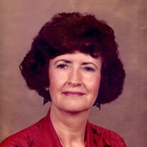 Betty Jo Weatherford