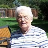Mrs. Joan Delores Beckner