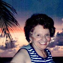 Irene May Benson