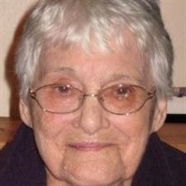 Peggy J. Anderson Watts
