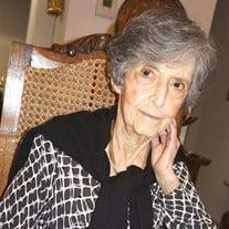 Silvia M. Beauregard