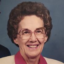 Ouida Faye Whitis