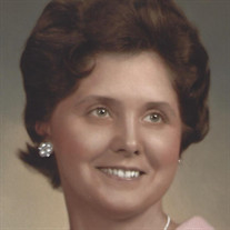 Mrs. Geraldine F. Deprey