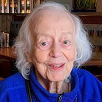 Eileen Mary Thompson