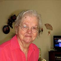 Mary B Miller