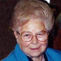 Alberta Ann Bickford