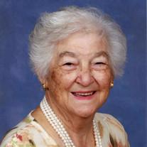 Mrs. Bobbie Inez Wilson Davis