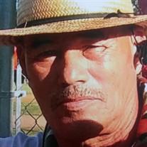 Ruben Daniel Balderas Sr.