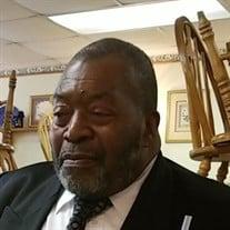 Reverend Johnnie Cofield