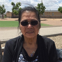 Thelma (Chalakee) Harjo