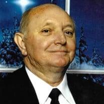 Pastor George Blevens