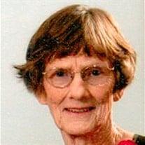 Marjorie Ann Stephenson