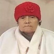 Francisca Ubelia Ordoñez Trujillo