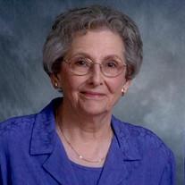Mrs.  Bobbie Joe Burks