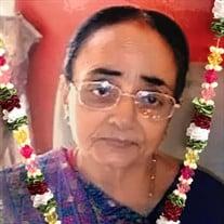 Madhukanta B. Patel