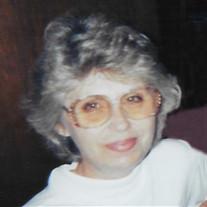Mrs. Odette Palmer Cagle