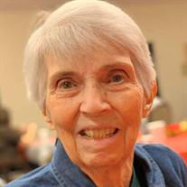 Patricia Maxine Heuschober Hodges