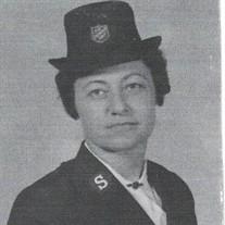 Mrs. Harriett Ailene Gardner-Perry