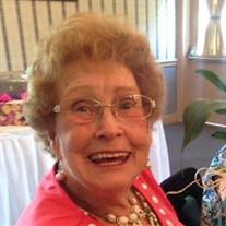 """Ethel Avanell """"Nellie"""" (Thompson) Brown"""