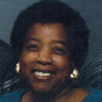 Betty Jean Baxter