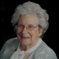Mrs. Melba Hill Kabrich Foster