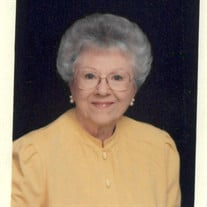 Mrs. Norma Varriale McDonald