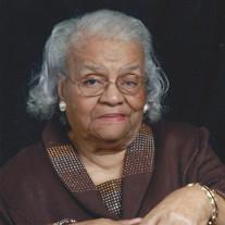 Mrs. Ola Mae Pittman