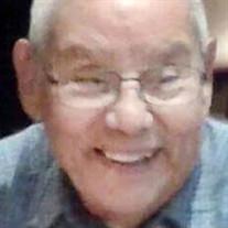 Simon V. Burciaga