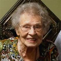 Hazel Irene Carter