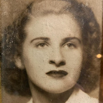 Dorothy Anne DeFrancis