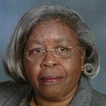Nannie Adams