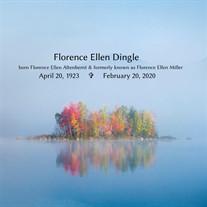 Florence Ellen Dingle