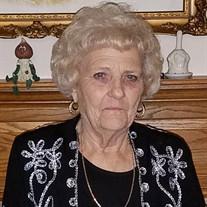 Mary Alice Morgan