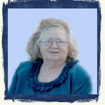 """Ms. Elizabeth """"Louise"""" Taylor Crawford"""