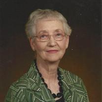 Marguerite Gillispie