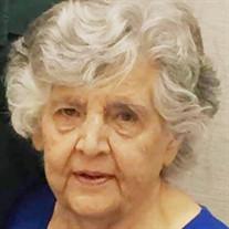 Josephine F. (Infanto) Morrow