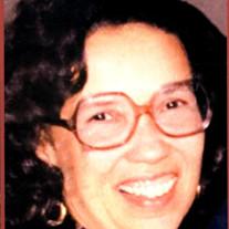Gloria  Evangeline  Johnson
