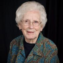 Alva Marie Greenwood