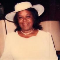 Mrs. Addie Lewis